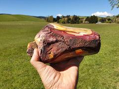 Mookaite semi polished 1.7kg