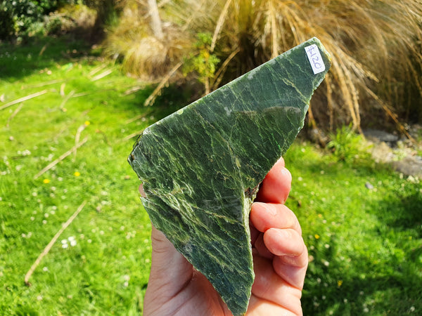 Greenstone / Pounamu (Nephrite Jade) Rough