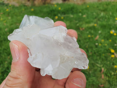 Clear Quartz Tabular Crystal