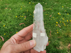 Clear Quartz Cathedral Wand