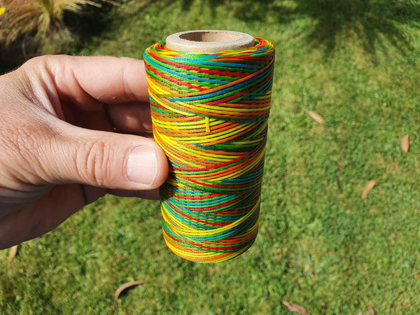 Waxed Cord Multicolour 260m