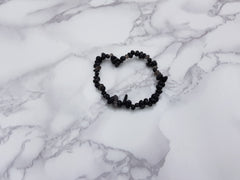 Black Obsidian Chip Braclet - Earth's Treasures