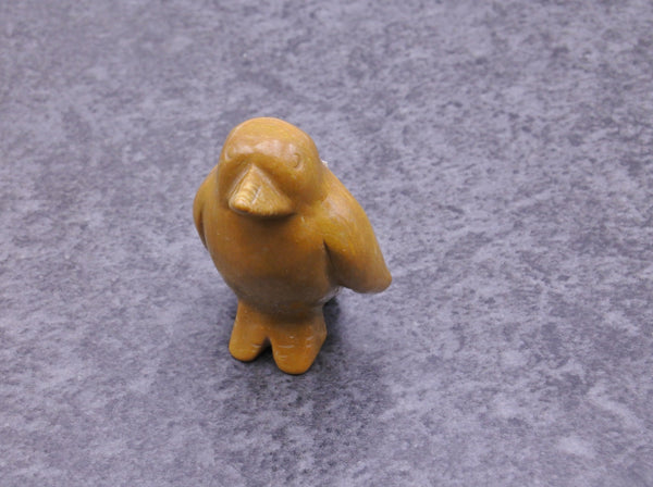Yellow Jasper Penguin - Earth's Treasures