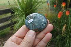 Green Kyanite Soapstone - Earth's Treasures