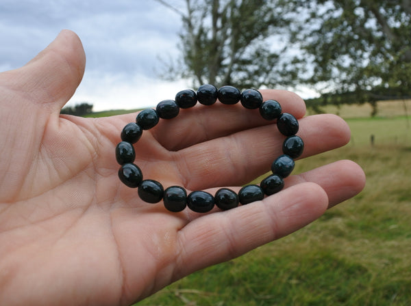 Bloodstone Nugget Bracelet - Earth's Treasures