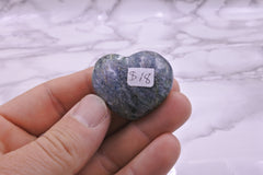 Green Kyanite Heart - Earth's Treasures