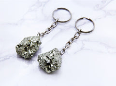 Pyrite Keychain - Earth's Treasures