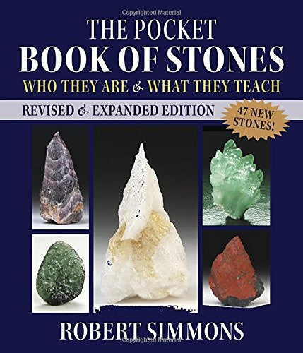 The Pocket Book of Stones - Earth's Treasures