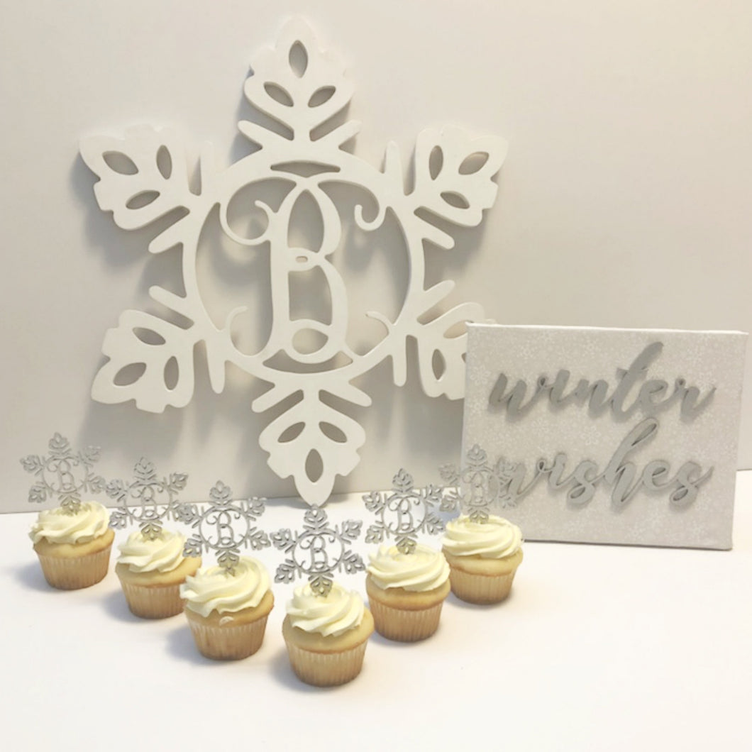 'Winter Wishes' Party Pack