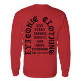 Eyeconic long sleeve West tshirt