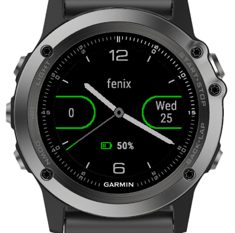 garmin fenix watches watch multisport gps hrm sapphire bundle