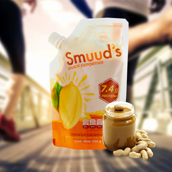 Smuud's snack deportivo