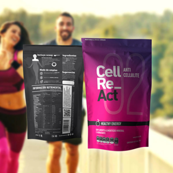 Cell Re-Act Anticellulite - 545g