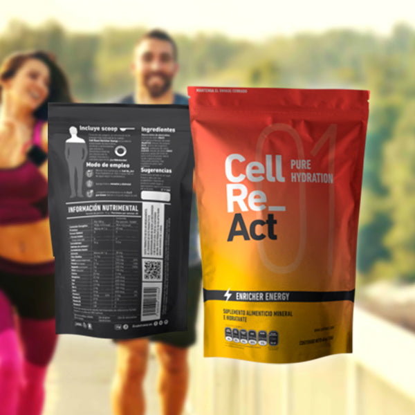 Cell Re_Act Hydration Cont. Net. 545g
