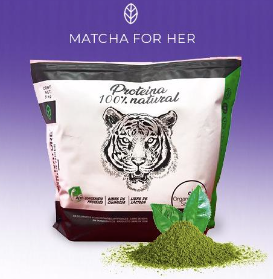 Proteína One Nature 3kg Matcha