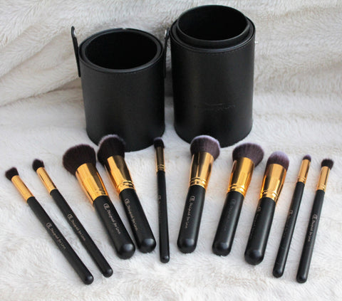 Make up Brushes Set of 10