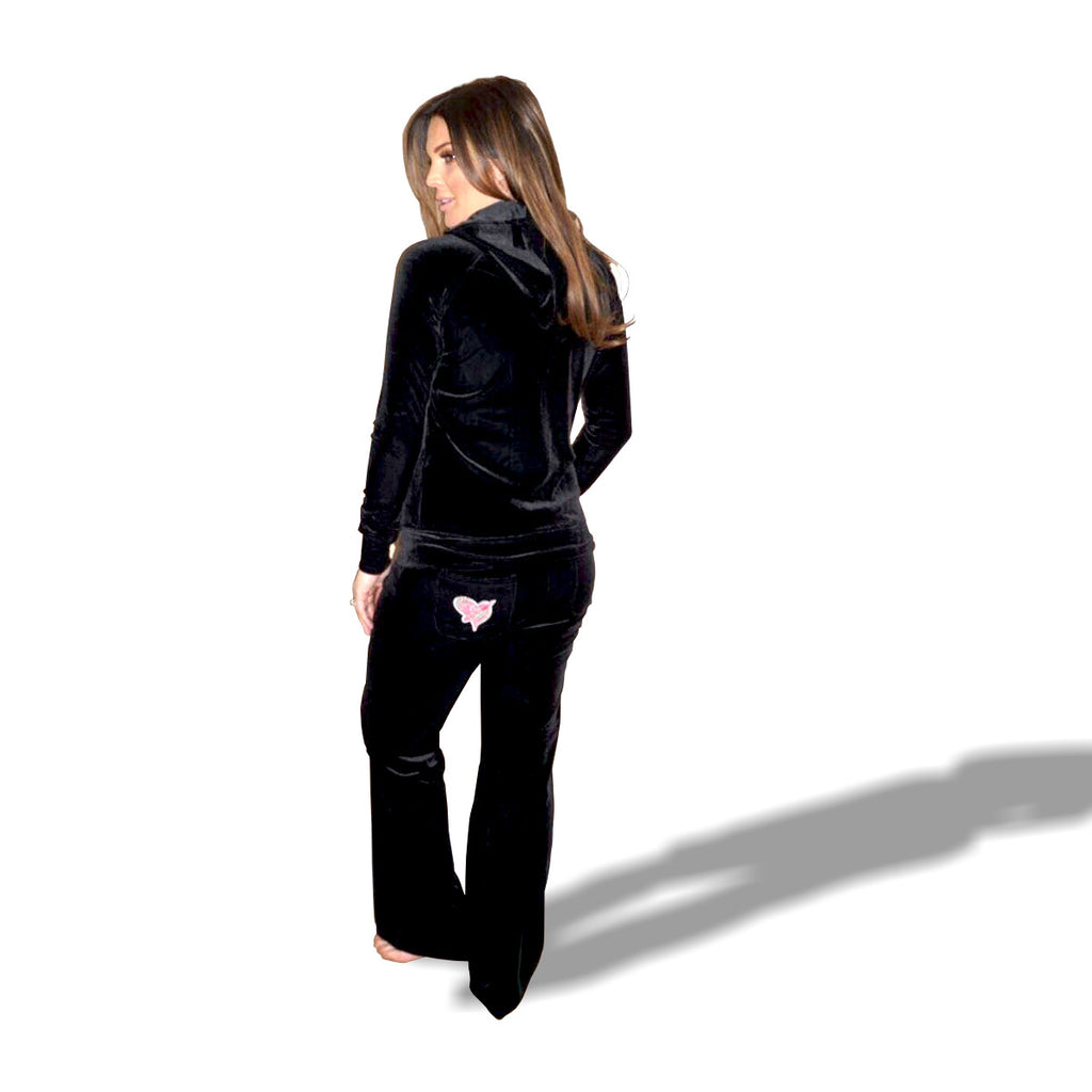 Lounge Suit - Black