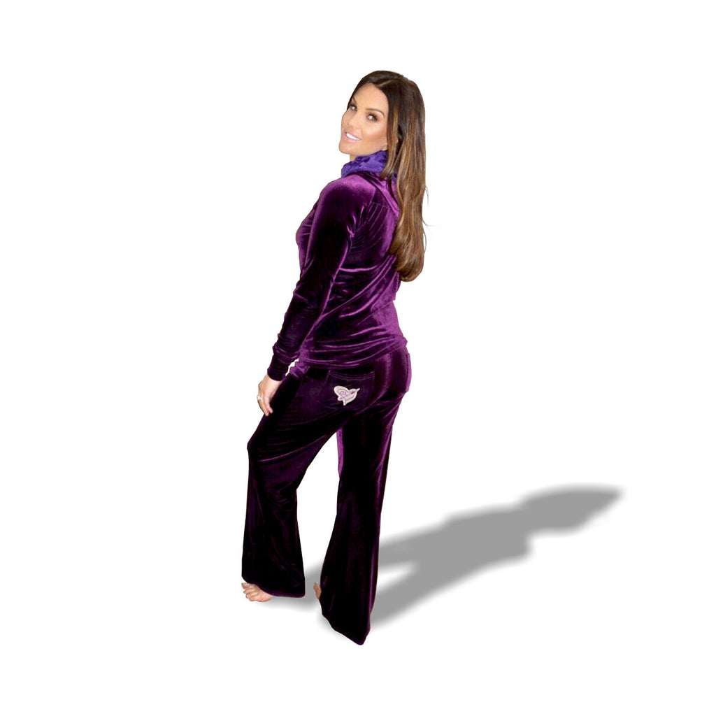 Lounge Suit - Purple