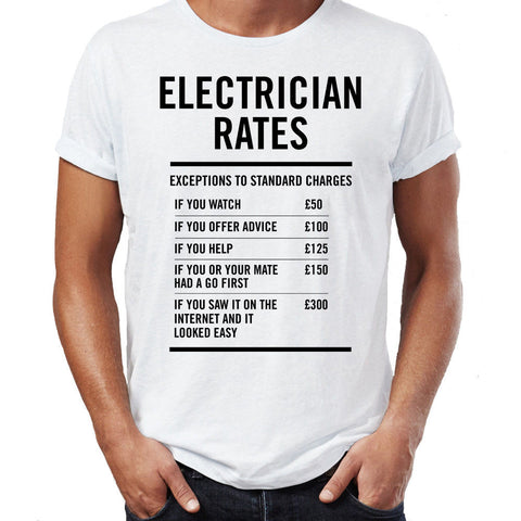 Electrician Rates