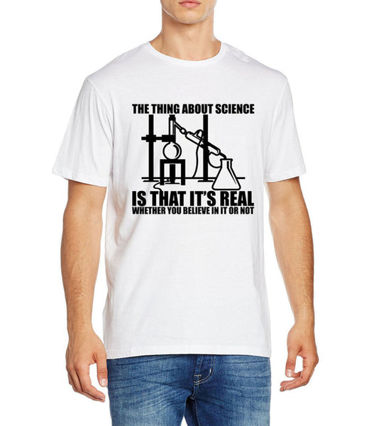 Science Ain't Religion