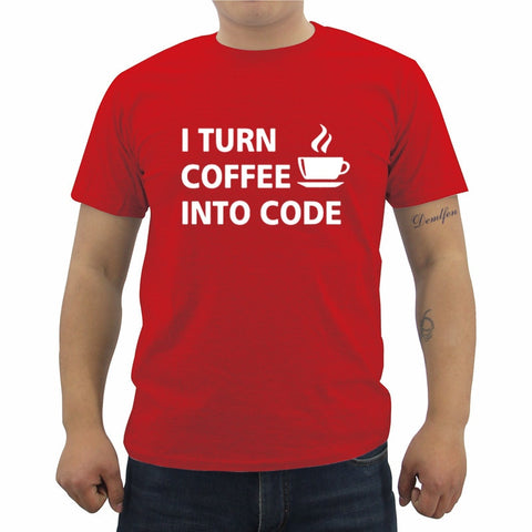 Coffee to Code