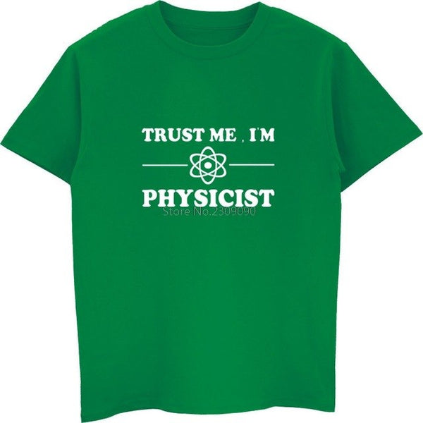 The Physicist Knows
