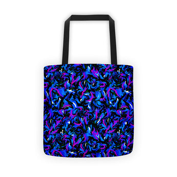 Tote Bag, Wild Thing, Blue