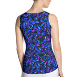 Tank Top - Wild Thing, Blue