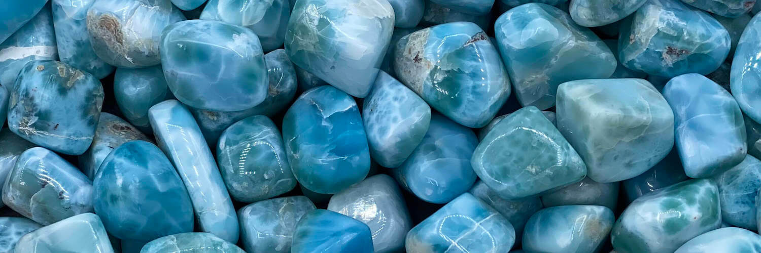 Larimar Meaning Healing Properties - House of Aloha