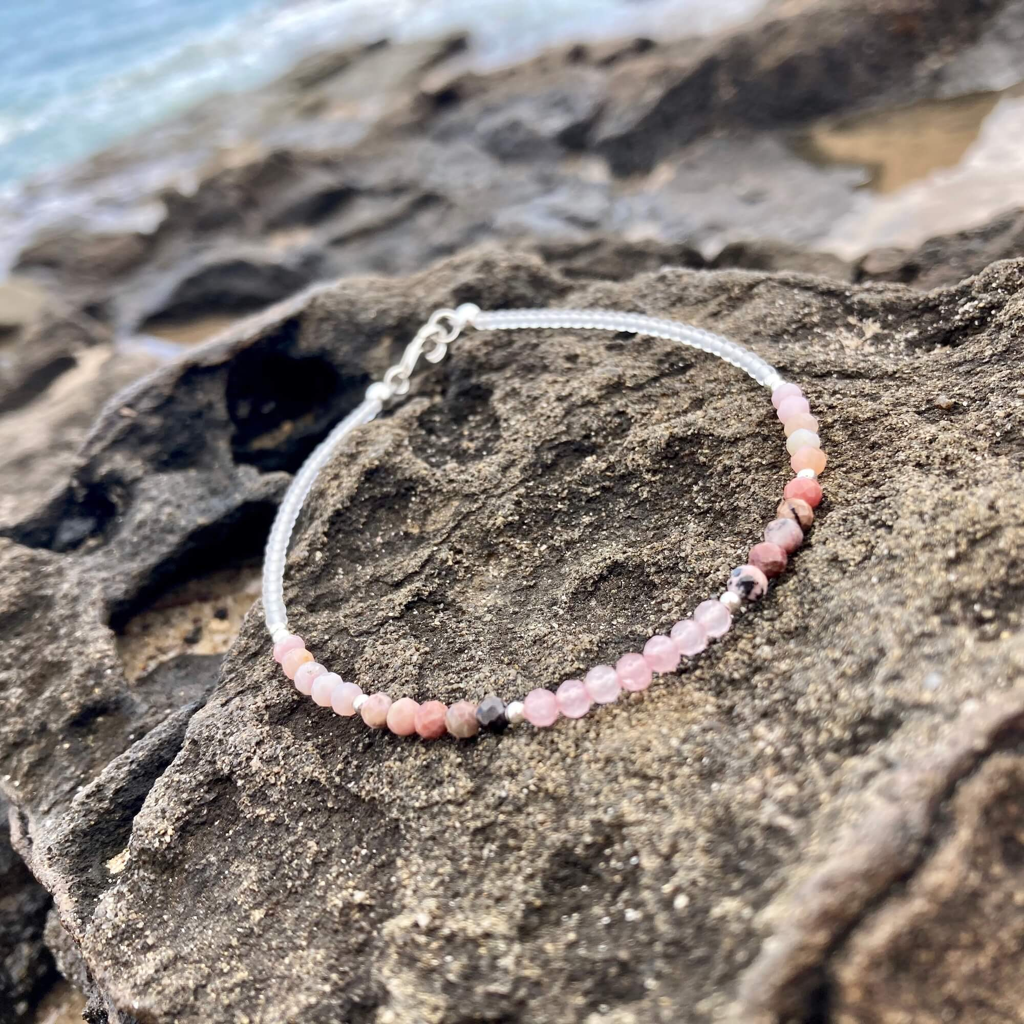Aloha healing Anklet for ladies
