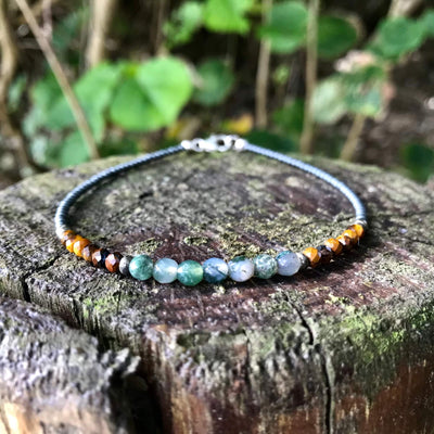 Earth Elements Anklet