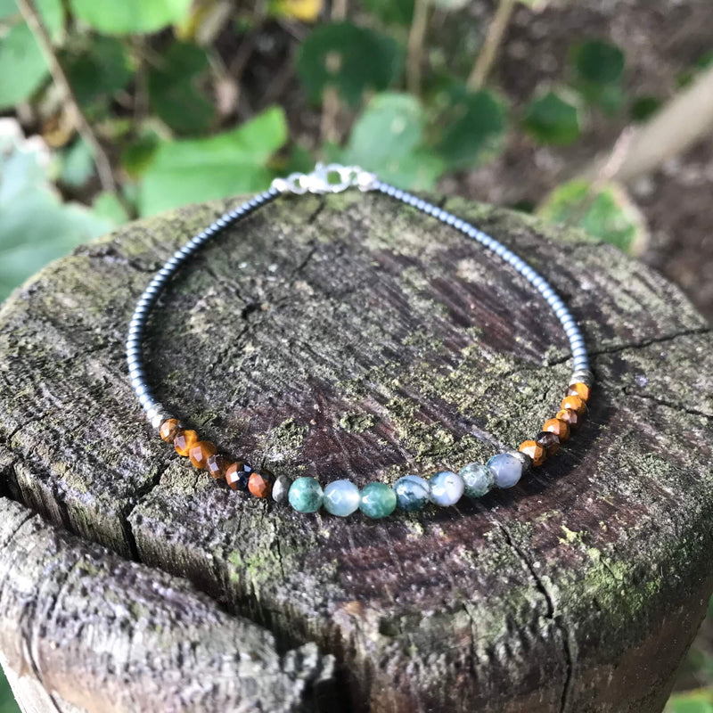 Earth Elements Anklet for healing
