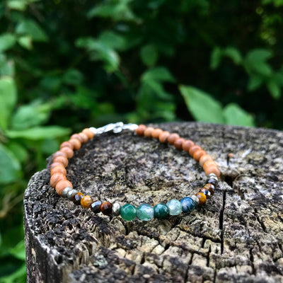Earth Sign Elements Bracelet for ladies