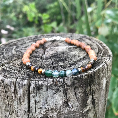 Earth Sign Elements Ladies Bracelet