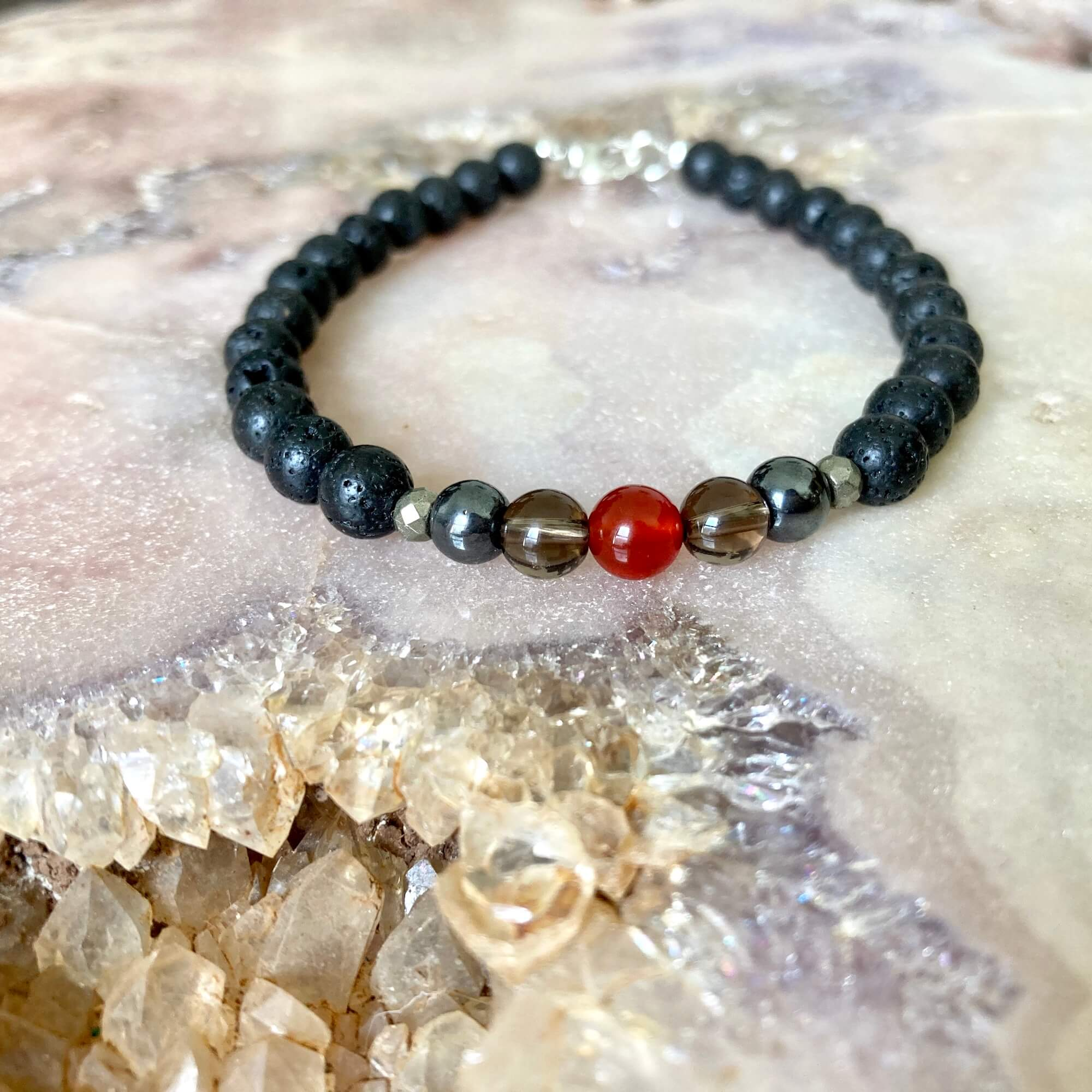 Fertility bracelet Set for healing