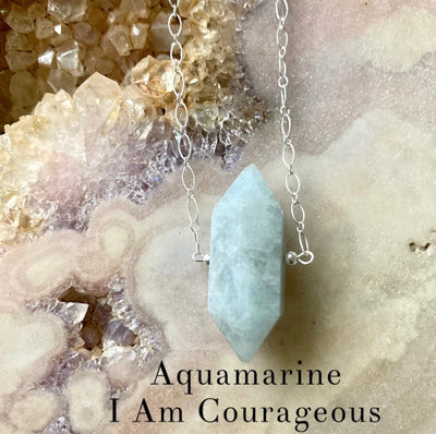 I Am courageous for healing