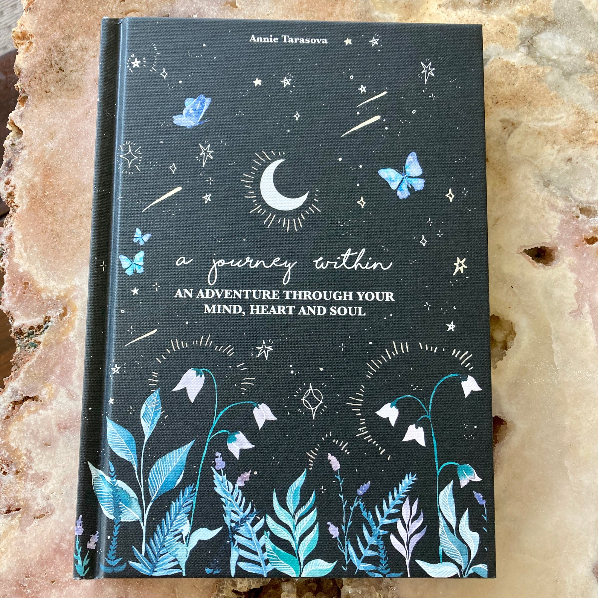 Dreamy Moons A Journey Within Journal