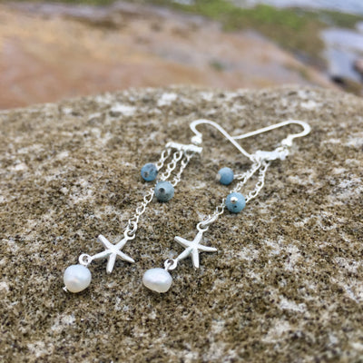 Treasures of the Sea Earrings
