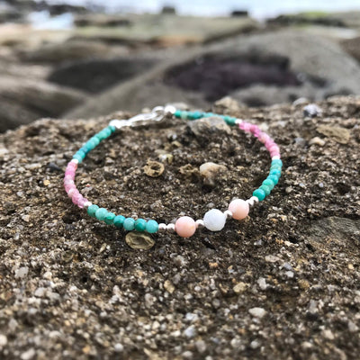 Mahalo crystal Bracelet for healing