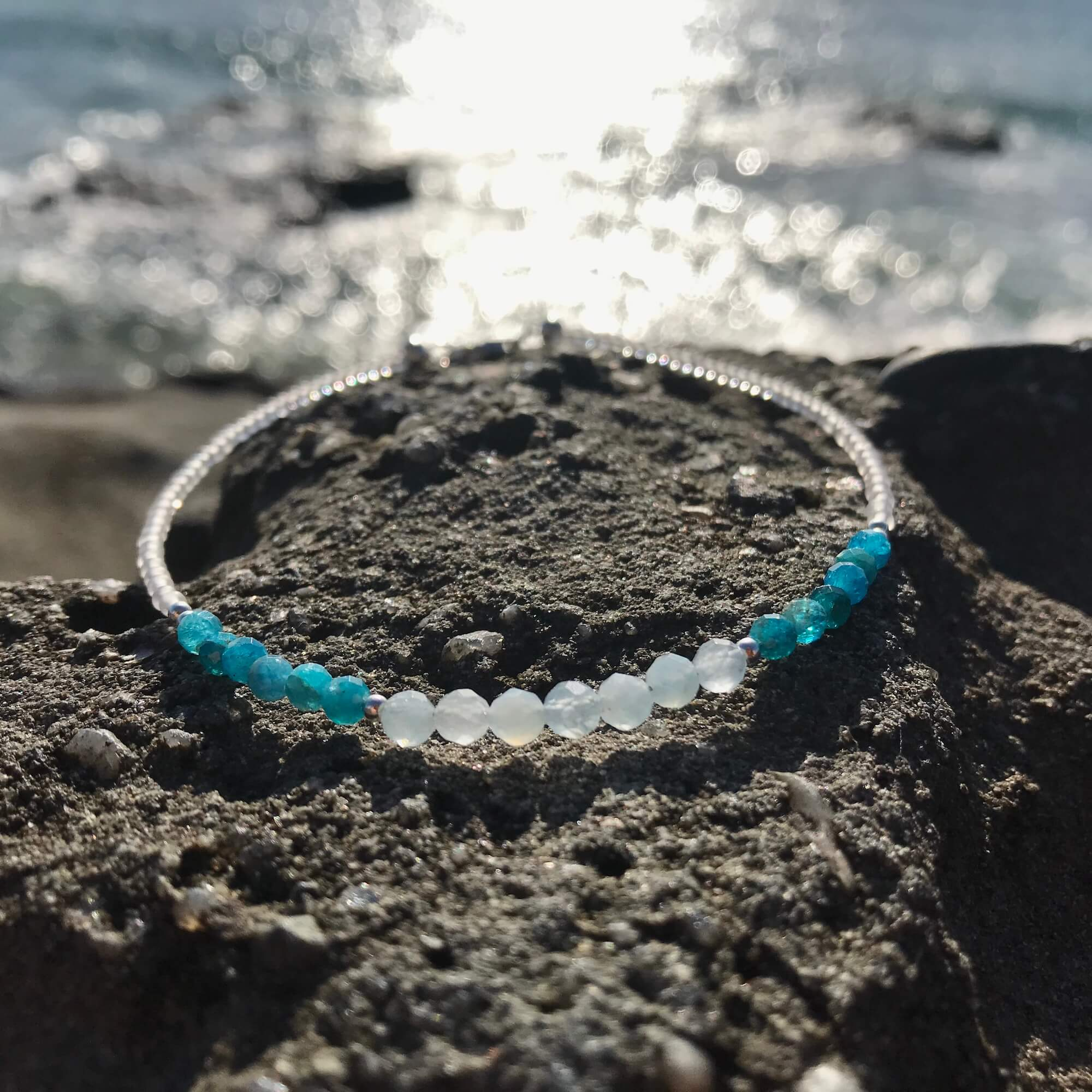 Water Elements Anklet for healing