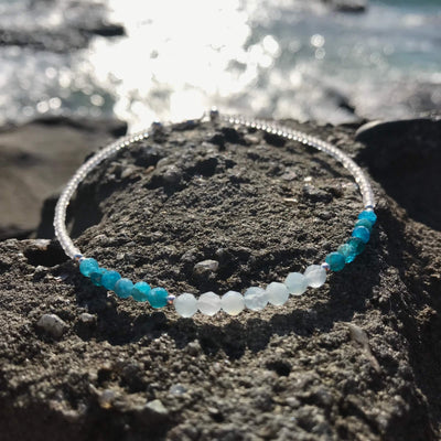 Water Elements Anklet for ladies