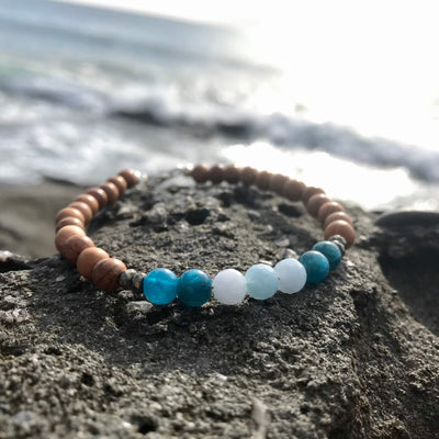 Water Sign Mens Bracelet