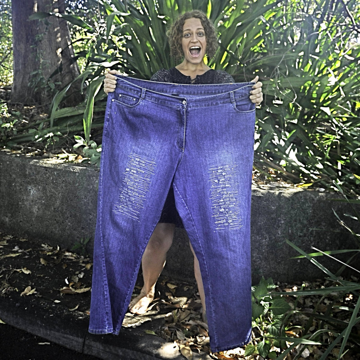 Natalie Rugger - my weight loss through wellness journey made me 75 kilos lighter