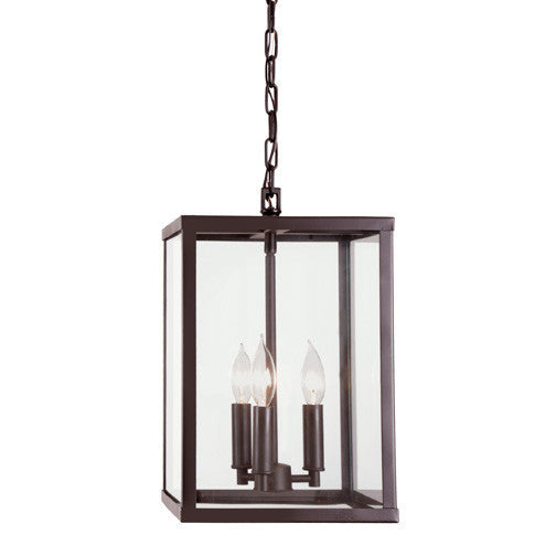 JVI Designs Carnegie 3 Light Foyer Pendant, 3040 - Farmhouse Kitchen and Bath