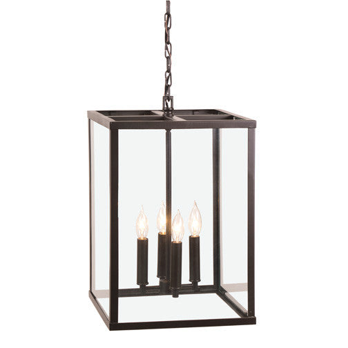 JVI Designs Carnegie 4 Light Foyer Pendant, 3041 - Farmhouse Kitchen and Bath