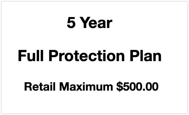5 Year Full Protection Plan, Retail Maximum $500.00, APP5U500 - Farmhouse Kitchen and Bath