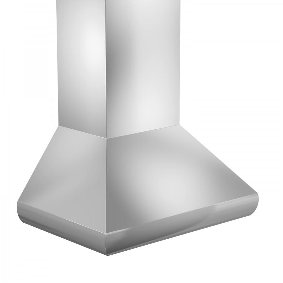"ZLINE 42"" Professional Series Wall Range Hood 687-42 - Farmhouse Kitchen and Bath"