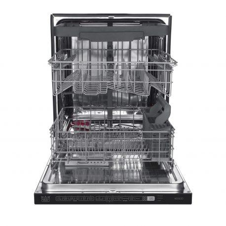 Kucht 24″ Dishwasher in Stainless Steel, Stainless Steel Tub, K6502D