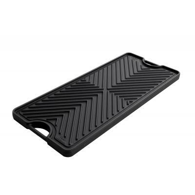 "Thor Kitchen — Cast Iron Reversible Griddle, 21.5"" x 9.5"", RG1022 - Farmhouse Kitchen and Bath"