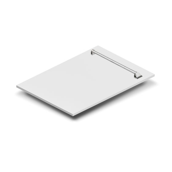 "18"" Dishwasher Panel in White Matte, (DP-WM-18) - Farmhouse Kitchen and Bath"